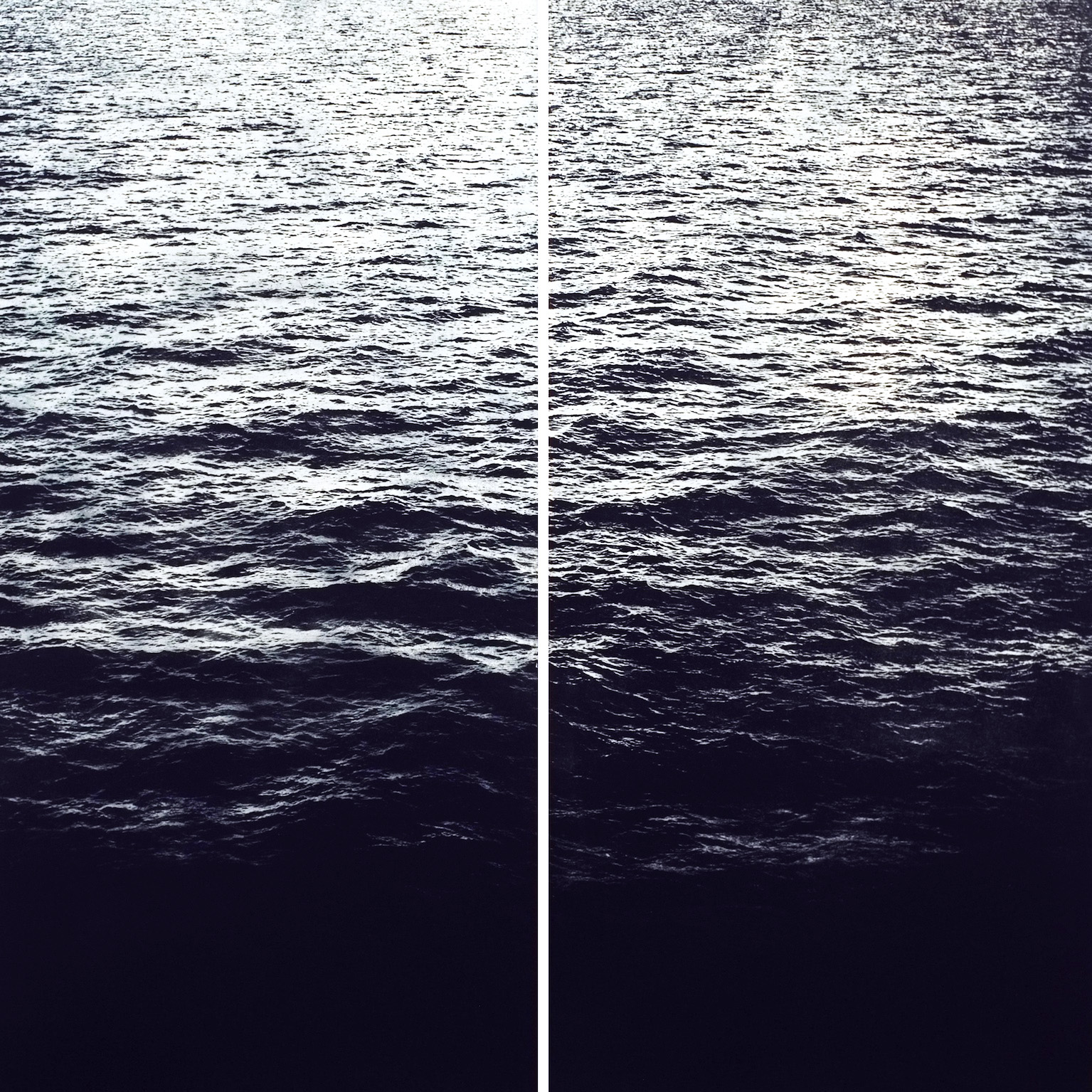 amphidromic point (diptych)